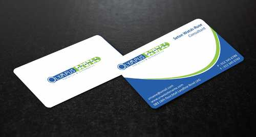 Olympus Dental  Business Cards and Stationery  Draft # 133 by Dawson