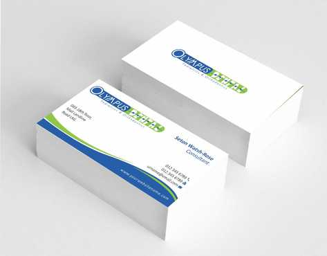 Olympus Dental  Business Cards and Stationery  Draft # 139 by Dawson