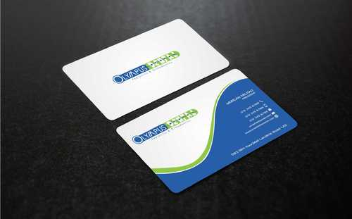Olympus Dental  Business Cards and Stationery  Draft # 160 by Dawson