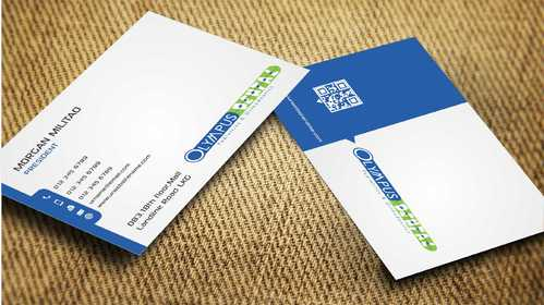 Olympus Dental  Business Cards and Stationery  Draft # 164 by Dawson