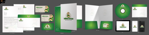William Carlton Web Developer Business Cards and Stationery  Draft # 139 by einsanimation