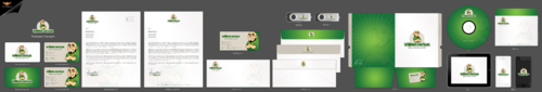 William Carlton Web Developer Business Cards and Stationery  Draft # 140 by einsanimation