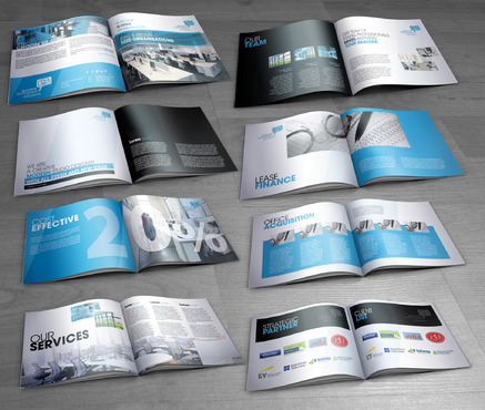 Grosvenor Workspace Solutions Ltd Marketing collateral Winning Design by Achiver