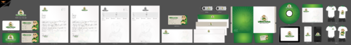 William Carlton Web Developer Business Cards and Stationery  Draft # 141 by einsanimation