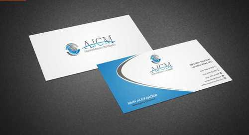 ...............AJCM- Empreendimentos e Participações.......... Business Cards and Stationery  Draft # 96 by Dawson