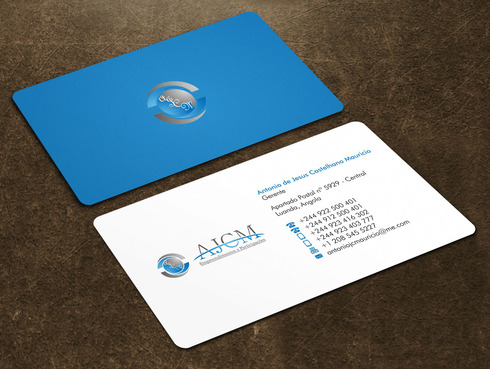 ...............AJCM- Empreendimentos e Participações.......... Business Cards and Stationery  Draft # 111 by Xpert