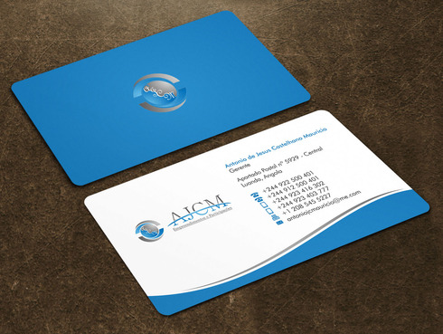 ...............AJCM- Empreendimentos e Participações.......... Business Cards and Stationery  Draft # 114 by Xpert