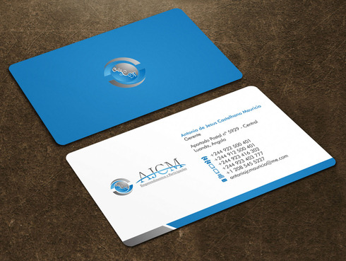 ...............AJCM- Empreendimentos e Participações.......... Business Cards and Stationery  Draft # 115 by Xpert