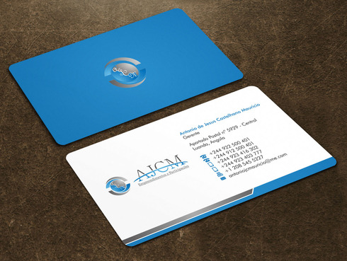 ...............AJCM- Empreendimentos e Participações.......... Business Cards and Stationery  Draft # 116 by Xpert
