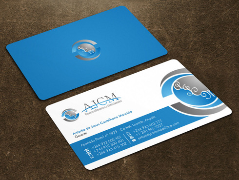...............AJCM- Empreendimentos e Participações.......... Business Cards and Stationery  Draft # 118 by Xpert