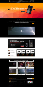 Update to our currnent site. Web Design  Draft # 71 by leonydazz