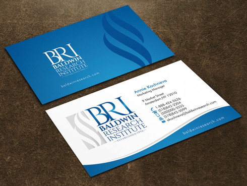 Business Card, Letterhead and Folder Business Cards and Stationery  Draft # 6 by Xpert
