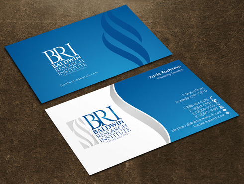 Business Card, Letterhead and Folder Business Cards and Stationery  Draft # 9 by Xpert