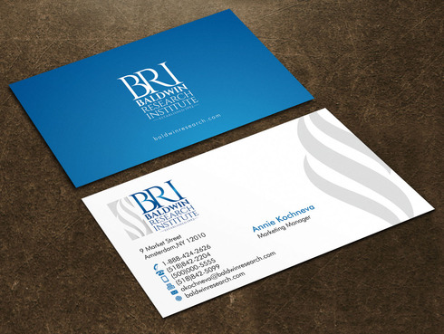 Business Card, Letterhead and Folder Business Cards and Stationery  Draft # 12 by Xpert
