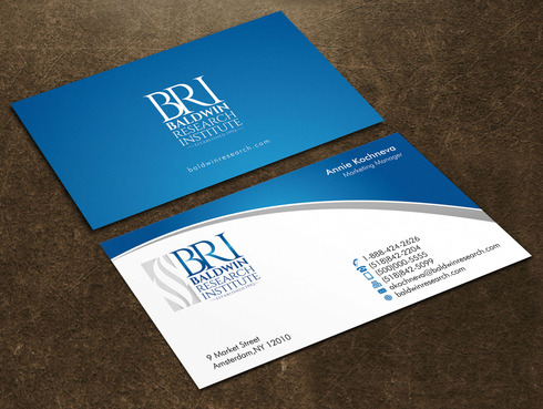 Business Card, Letterhead and Folder Business Cards and Stationery  Draft # 15 by Xpert
