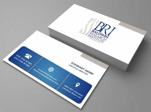 Business Card, Letterhead and Folder Business Cards and Stationery  Draft # 21 by Dawson