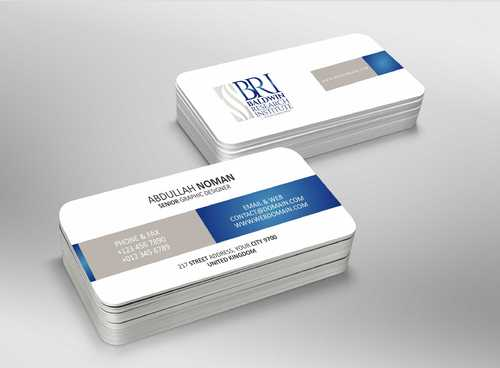Business Card, Letterhead and Folder Business Cards and Stationery  Draft # 49 by Dawson