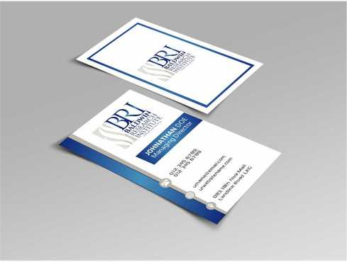 Business Card, Letterhead and Folder Business Cards and Stationery  Draft # 54 by Dawson