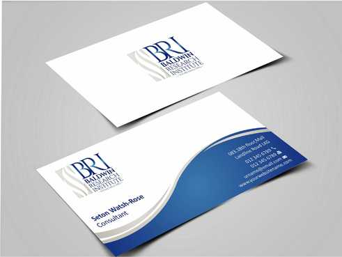 Business Card, Letterhead and Folder Business Cards and Stationery  Draft # 76 by Dawson
