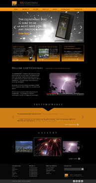 Update to our currnent site. Web Design  Draft # 79 by pixeldimension