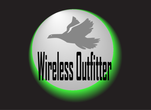 Logo For Cellular Or Wireless Products By Jladner