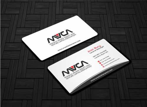 Monaco Private Equity and Venture Capital Association Business Cards and Stationery  Draft # 216 by Dawson