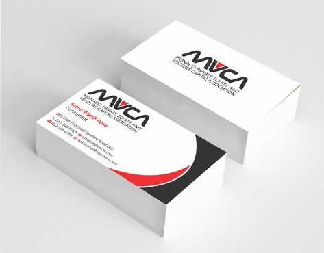 Monaco Private Equity and Venture Capital Association Business Cards and Stationery  Draft # 220 by Dawson