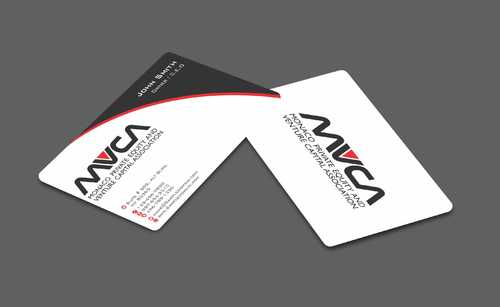 Monaco Private Equity and Venture Capital Association Business Cards and Stationery  Draft # 236 by Dawson