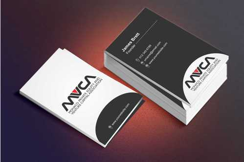Monaco Private Equity and Venture Capital Association Business Cards and Stationery  Draft # 239 by Dawson