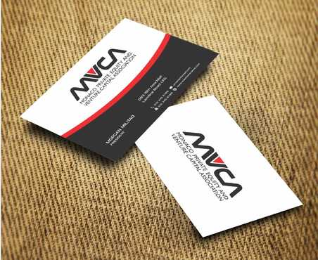 Monaco Private Equity and Venture Capital Association Business Cards and Stationery  Draft # 245 by Dawson