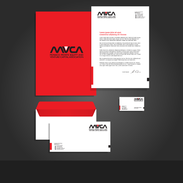 Monaco Private Equity and Venture Capital Association Business Cards and Stationery  Draft # 260 by glassfairy