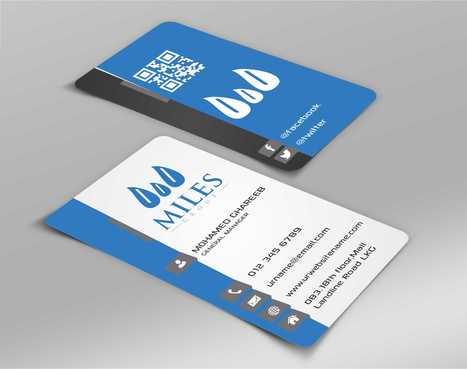 Miles Group Business Cards and Stationery  Draft # 157 by Dawson