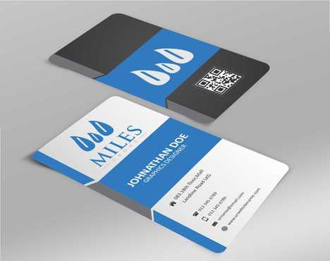Miles Group Business Cards and Stationery  Draft # 162 by Dawson
