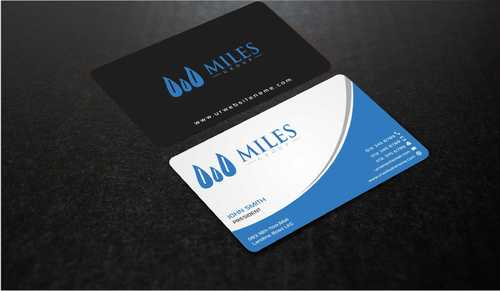 Miles Group Business Cards and Stationery  Draft # 243 by Dawson