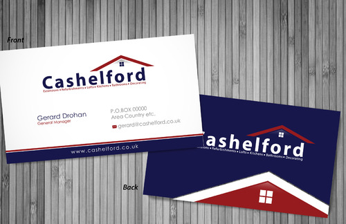 cashelford ltd Business Cards and Stationery  Draft # 3 by sevensky