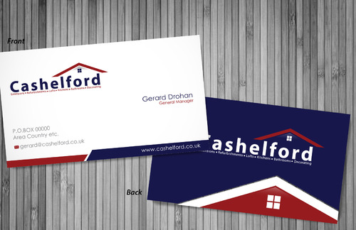cashelford ltd Business Cards and Stationery  Draft # 4 by sevensky