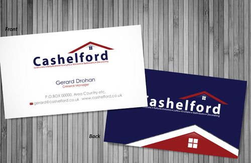 cashelford ltd Business Cards and Stationery  Draft # 2 by sevensky