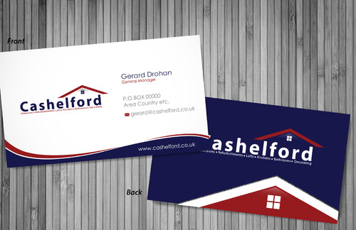 cashelford ltd Business Cards and Stationery  Draft # 7 by sevensky