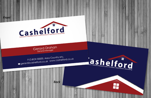cashelford ltd Business Cards and Stationery  Draft # 5 by sevensky