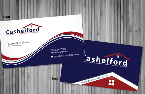 cashelford ltd Business Cards and Stationery  Draft # 8 by sevensky