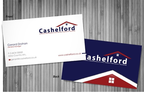 cashelford ltd Business Cards and Stationery  Draft # 9 by sevensky