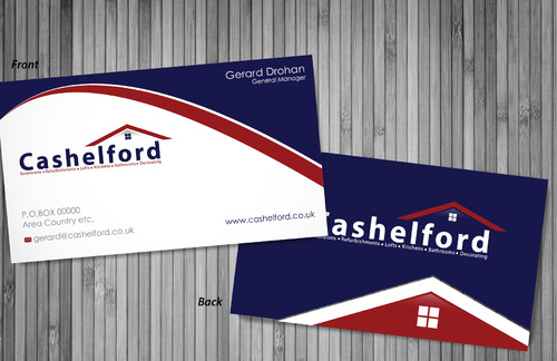 cashelford ltd Business Cards and Stationery  Draft # 11 by sevensky