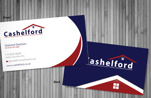 cashelford ltd Business Cards and Stationery  Draft # 12 by sevensky