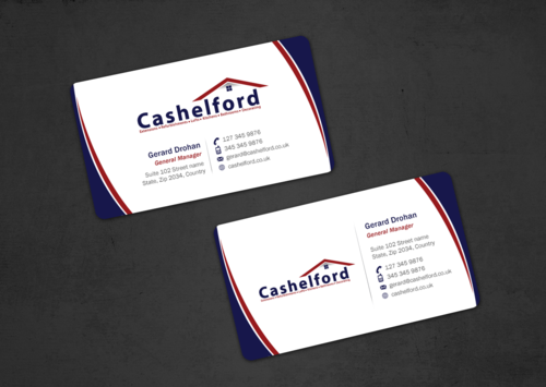 cashelford ltd Business Cards and Stationery  Draft # 41 by einsanimation