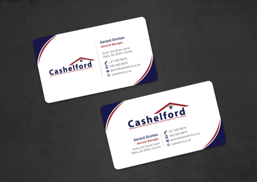 cashelford ltd Business Cards and Stationery  Draft # 42 by einsanimation