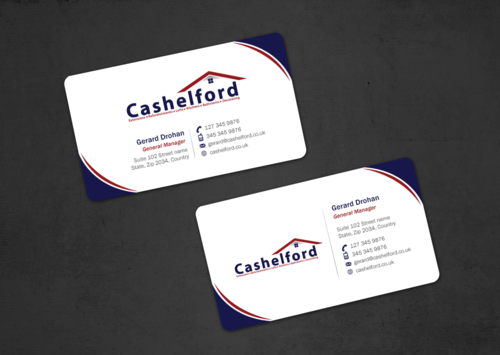 cashelford ltd Business Cards and Stationery  Draft # 43 by einsanimation