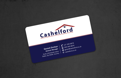 cashelford ltd Business Cards and Stationery  Draft # 45 by einsanimation