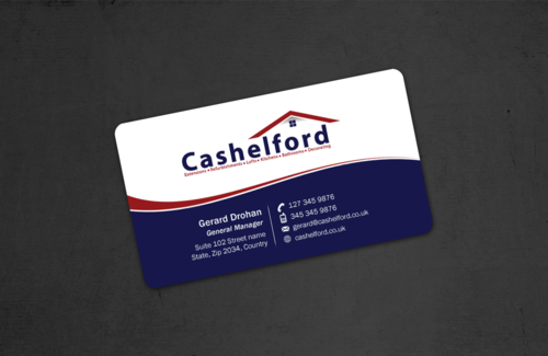 cashelford ltd Business Cards and Stationery  Draft # 46 by einsanimation