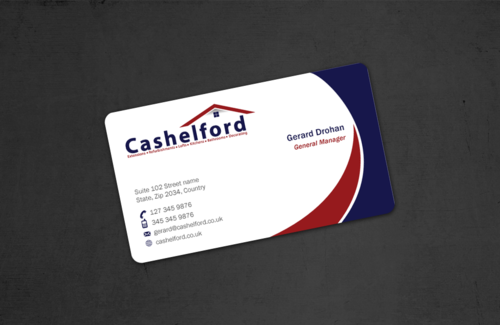 cashelford ltd Business Cards and Stationery  Draft # 47 by einsanimation
