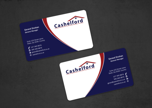 cashelford ltd Business Cards and Stationery  Draft # 48 by einsanimation